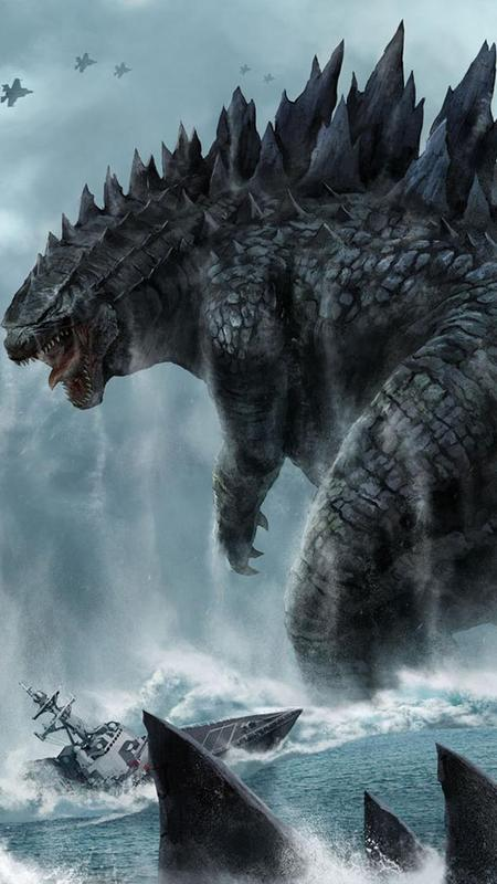 Godzilla Wallpapers Hd Lock Screen For Android Apk Download
