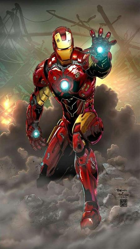 Iron Man Lock Screen Hd Wallpapers For Android Apk Download