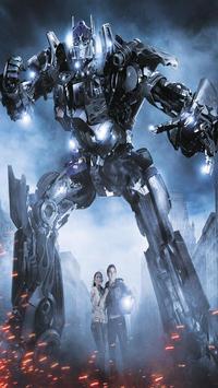 Transformers HD Wallpapers Lock Screen screenshot 1