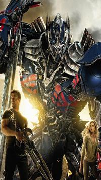 Transformers HD Wallpapers Lock Screen screenshot 2