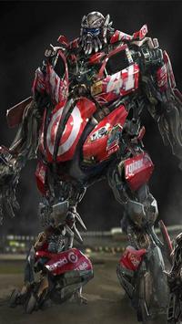 Transformers HD Wallpapers Lock Screen screenshot 3
