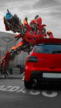 Transformers HD Wallpapers Lock Screen screenshot 4