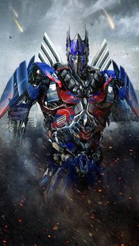 Transformers HD Wallpapers Lock Screen screenshot 5