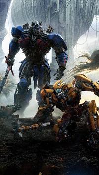 Transformers HD Wallpapers Lock Screen screenshot 7