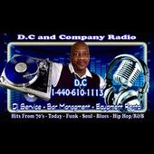 DC N COMPANY ENTERTAINMENT RADIO! icon