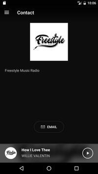 Freestyle Music Radio apk screenshot