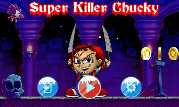 Run Killer Chucky game apk screenshot