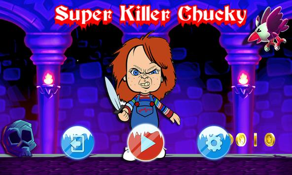 run Killer Chucky game 2 apk screenshot