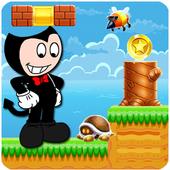 Bendy Run worlds game icon