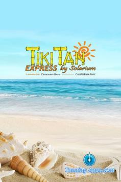 Tiki Tan Express poster