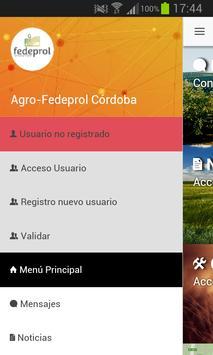 Agro-Fedeprol screenshot 1