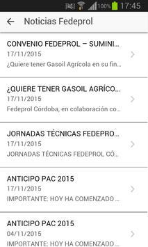 Agro-Fedeprol screenshot 7