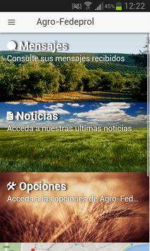 Agro-Fedeprol screenshot 5
