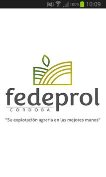 Agro-Fedeprol poster