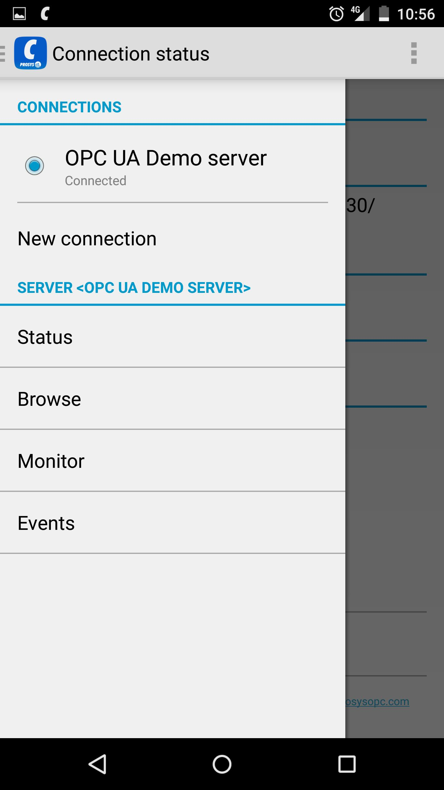 Prosys OPC UA Client for Android - APK Download