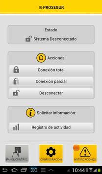 Prosegur Smart screenshot 1