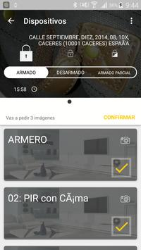 Prosegur SMART apk screenshot