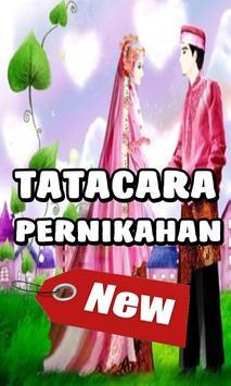 Proses TataCara Pernikahan poster
