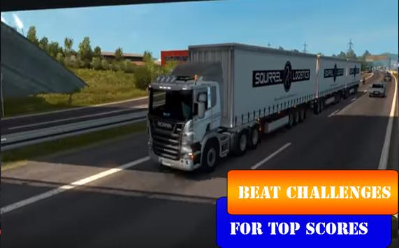 Tips Pro Euro Truck Simulator 18 screenshot 3