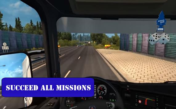 Tips Pro Euro Truck Simulator 18 screenshot 2