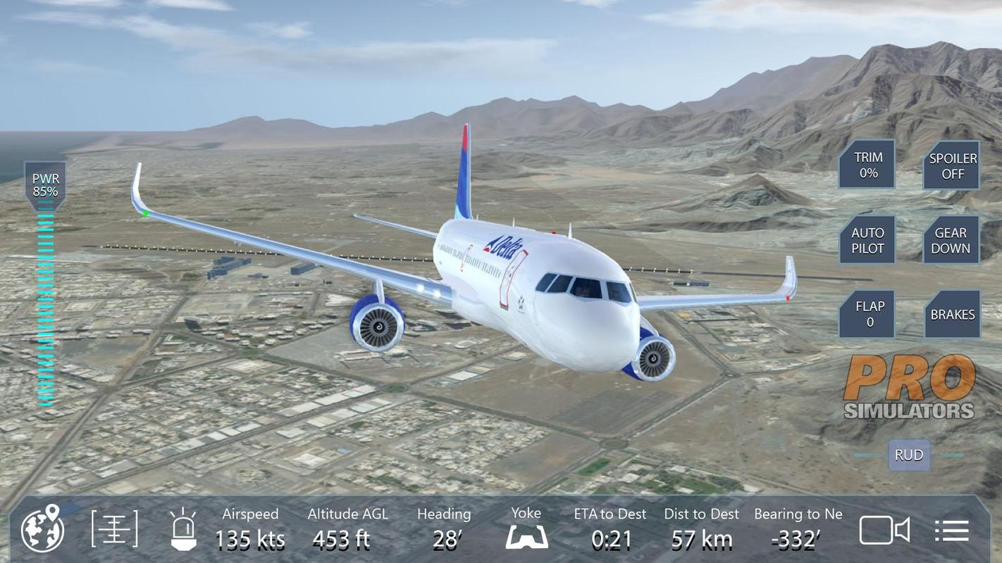 Pro Flight Simulator FREE DOWNLOAD - Download Now!! - YouTube