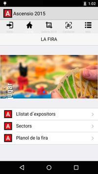 Ascensio 2015 apk screenshot