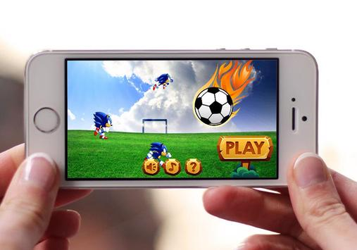 Super Sonic Soccer Adventure screenshot 2
