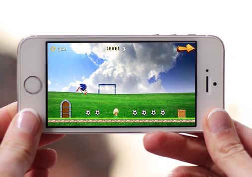 Super Sonic Soccer Adventure screenshot 3