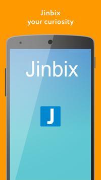 Jinbix poster