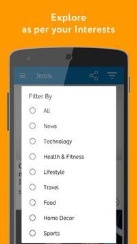 Jinbix screenshot 4