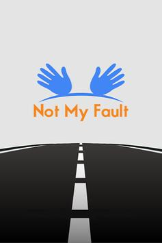 Not My Fault poster
