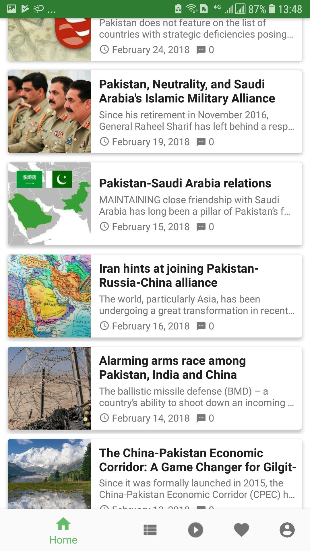 Pakistan Current Affairs for Android - APK Download