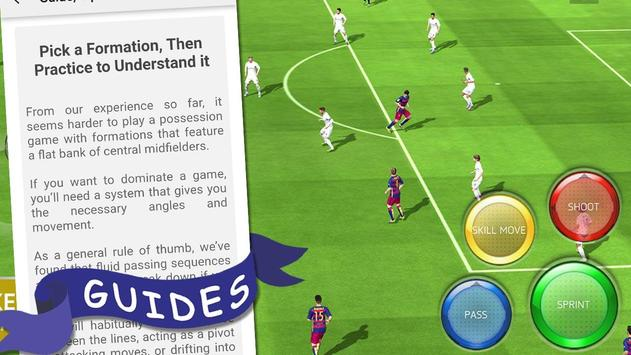 New Ultimate Guides FIFA 16 screenshot 3