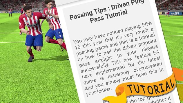 New Ultimate Guides FIFA 16 screenshot 5