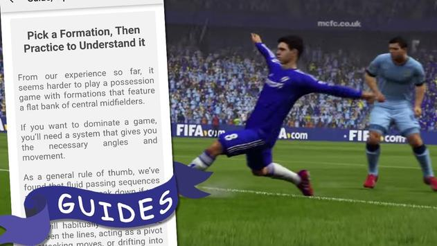 New Ultimate Guides FIFA 16 screenshot 6