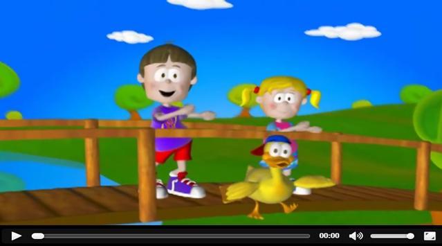 El Patito juan videos + Musica captura de pantalla 1