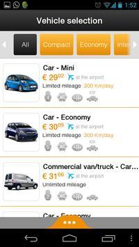 Car Hire by Rent.it screenshot 3
