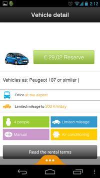 Car Hire by Rent.it screenshot 5