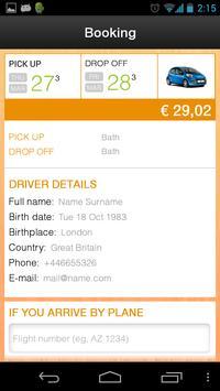 Car Hire by Rent.it apk screenshot