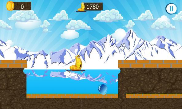 larva heroe and skatboard screenshot 2