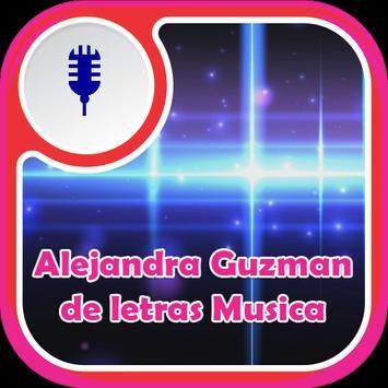 Alejandra Guzman de Letras Musica apk screenshot