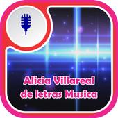 Alicia Villareal de Letras Musica icon