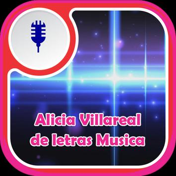 Alicia Villareal de Letras Musica apk screenshot