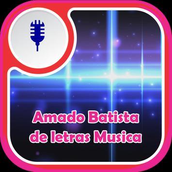 Amado Batista de Letras Musica apk screenshot