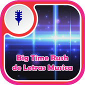 Big Time Rush de Letras Musica icon