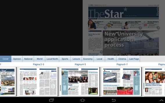 Protecmedia Trends apk screenshot