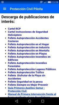 Protección Civil Piloña screenshot 5