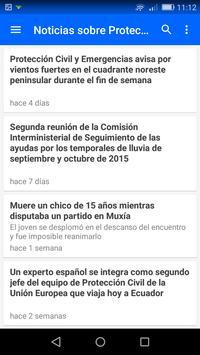 Protección Civil Piloña screenshot 1