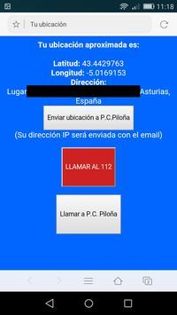 Protección Civil Piloña screenshot 3