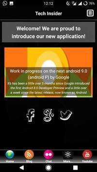 Tech Insiders apk screenshot